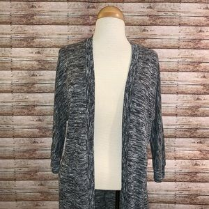 Old Navy 3/4 Sleeve Long Cardigan